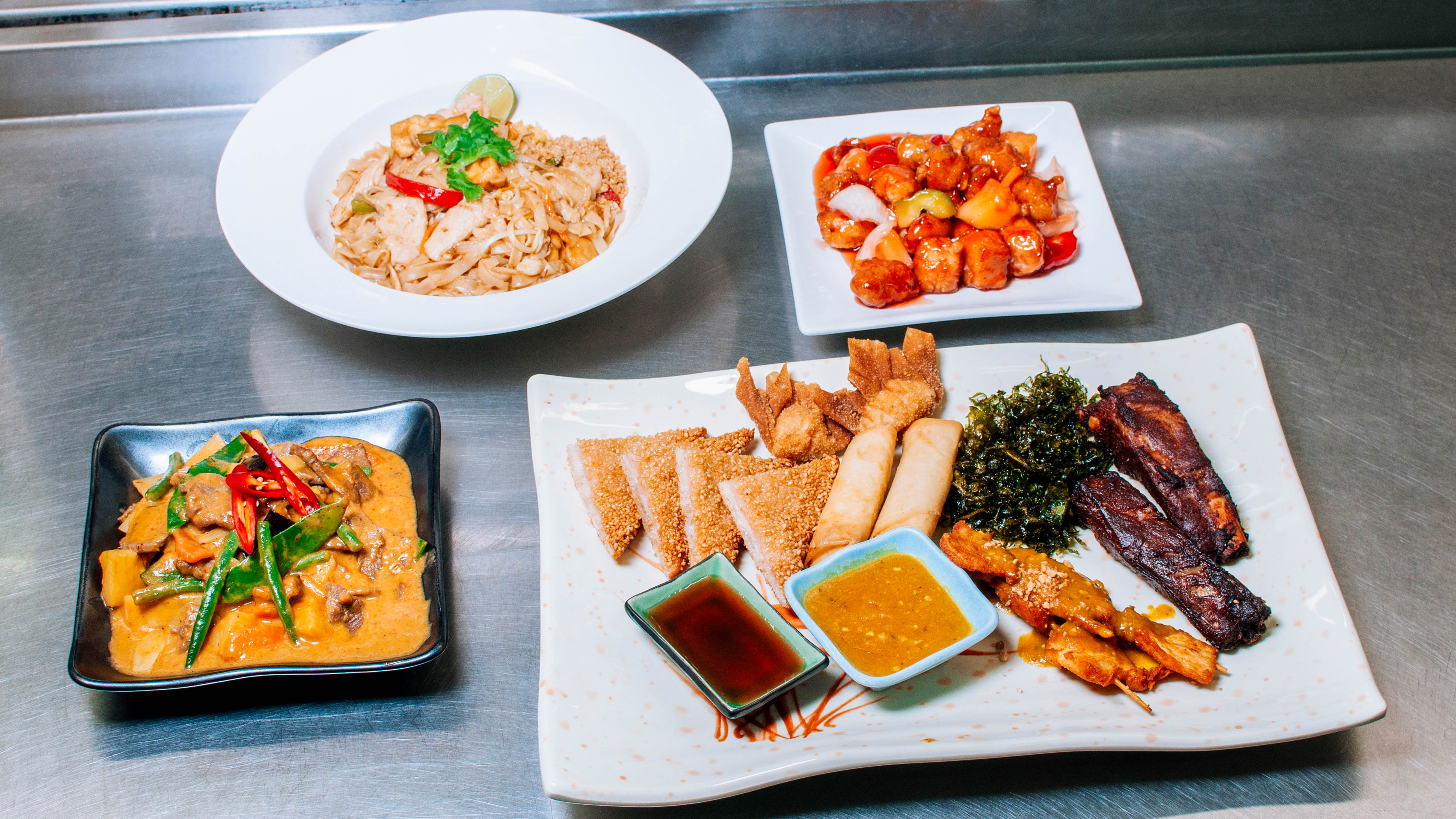 Chinese Takeaway Delivered From Restaurants In Manchester