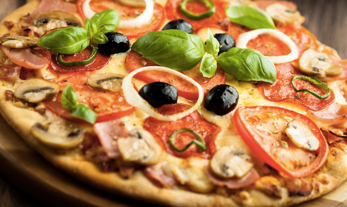 Пицца для правильного питания рецепт