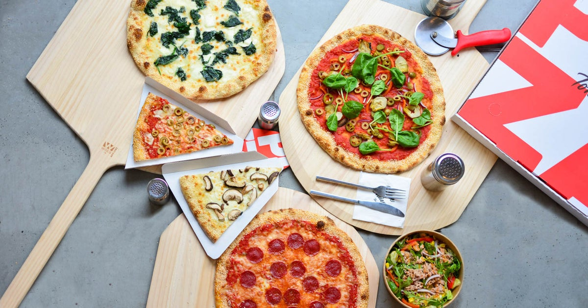Top 1 Pizza Delivery From Easton Order With Deliveroo