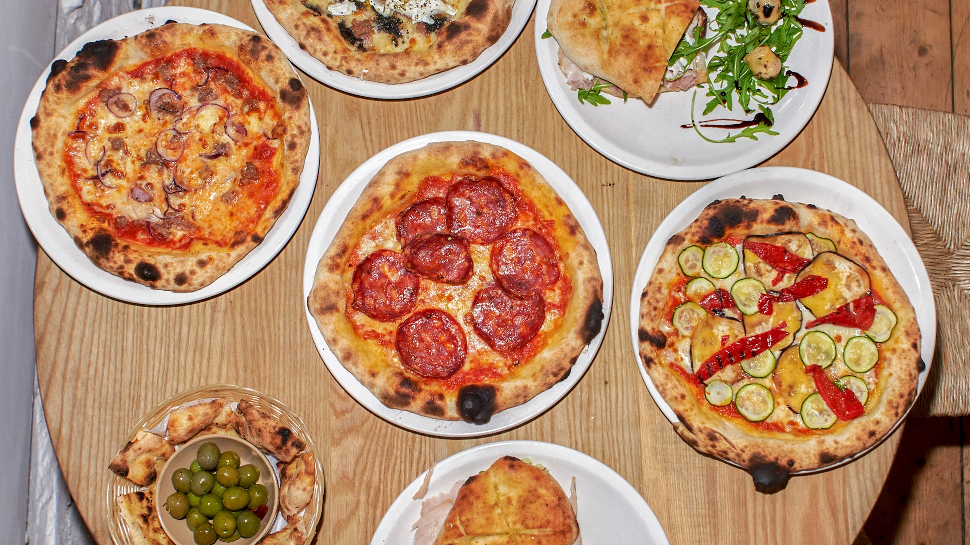 Pizza Delivery From Restaurants In Bristol Deliveroo