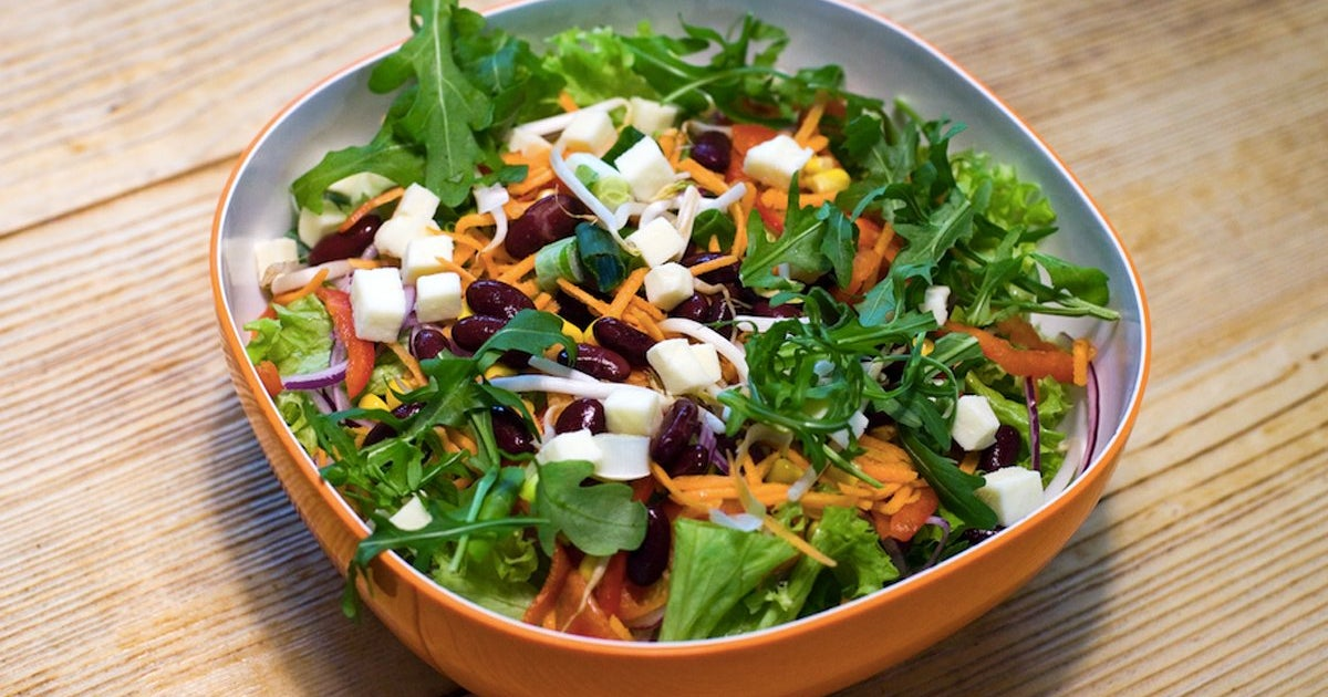 Supa Salad