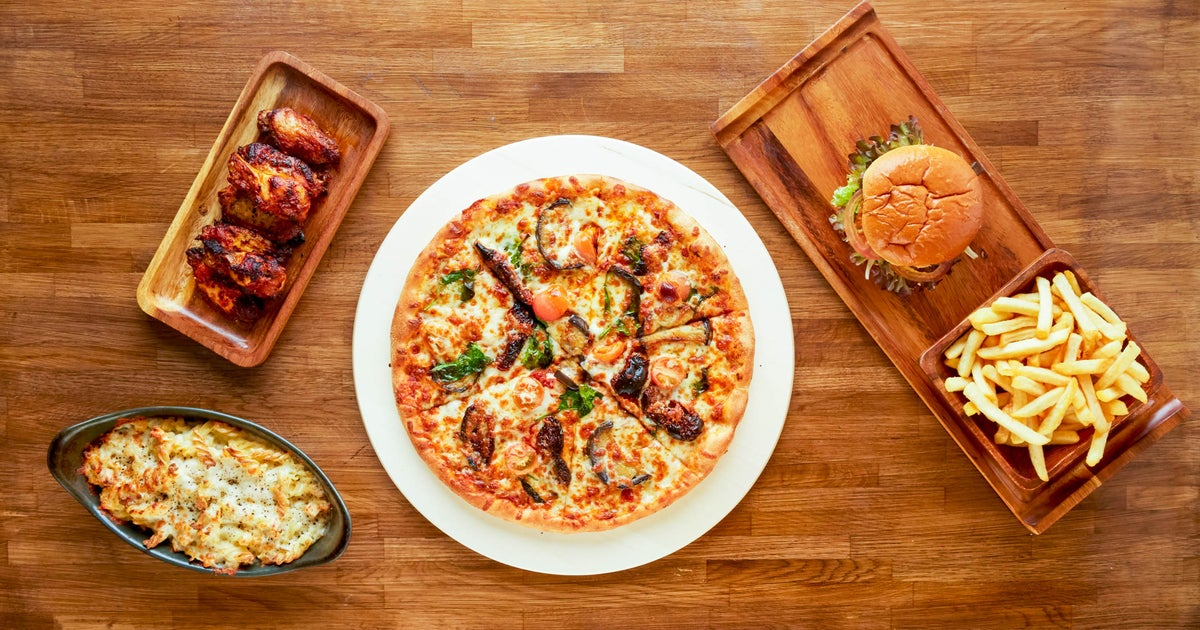 Hot Pizza Delivery From Norbury Order With Deliveroo