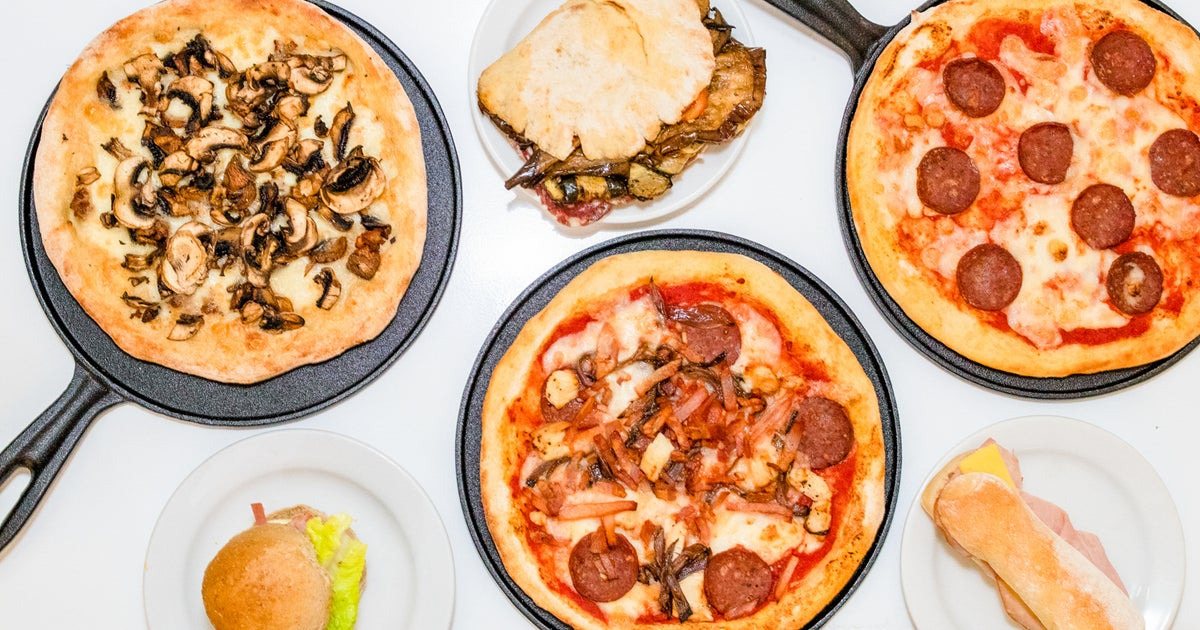 Pizza Time Delivery From Clifton Order With Deliveroo