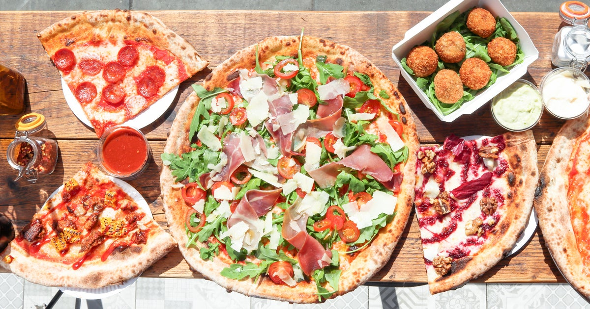 Dough Delivery From Newington Order With Deliveroo