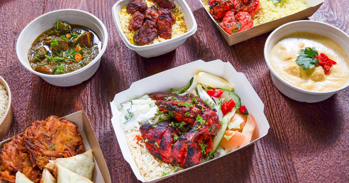 Chachie Spice Delivery From Dundee Order With Deliveroo