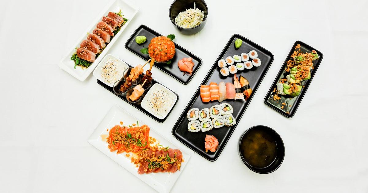 livraison sushi bar vieux nice commandez avec deliveroo. Black Bedroom Furniture Sets. Home Design Ideas