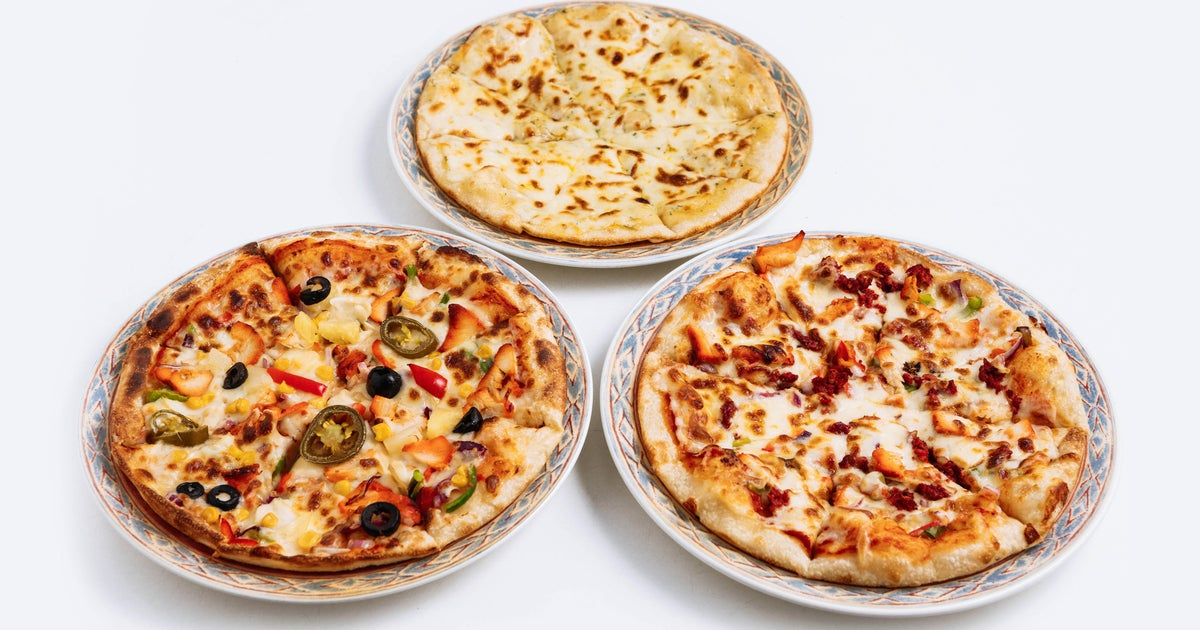 Mister Mos Pizza Delivery From Hazel Grove Order With