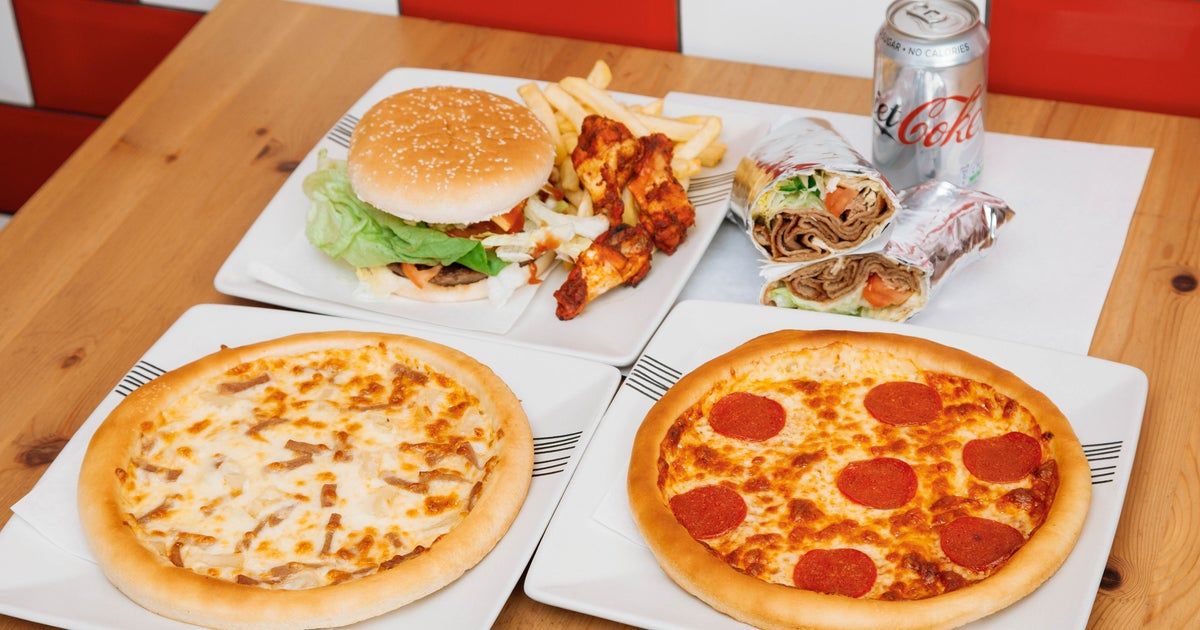 Pronto Pizza Delivery From Nuneaton Order With Deliveroo