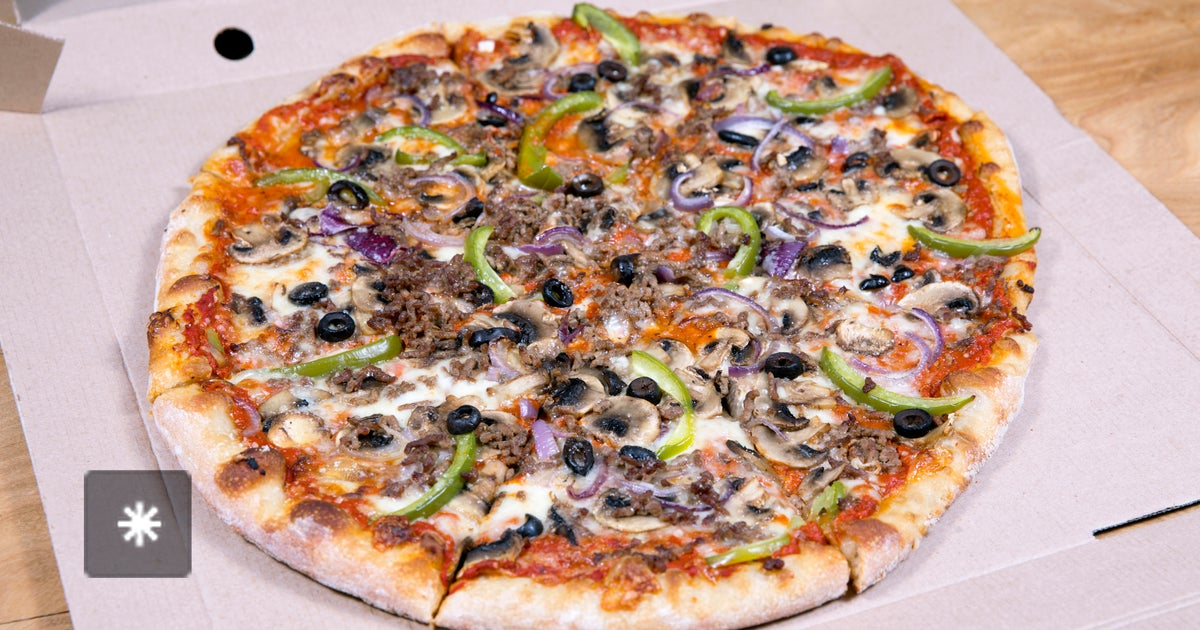 Super Pizza Ss2 Delivery From Southend On Sea Order With