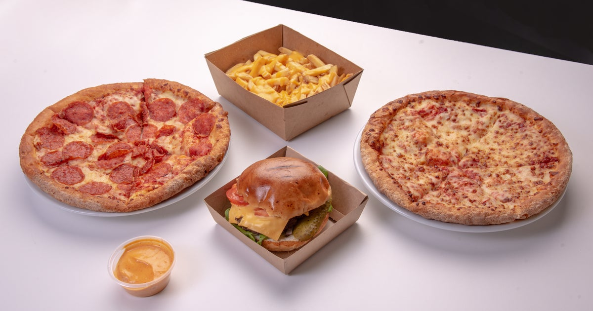 Apache Pizza Delivery From Drimnagh Castle Order With