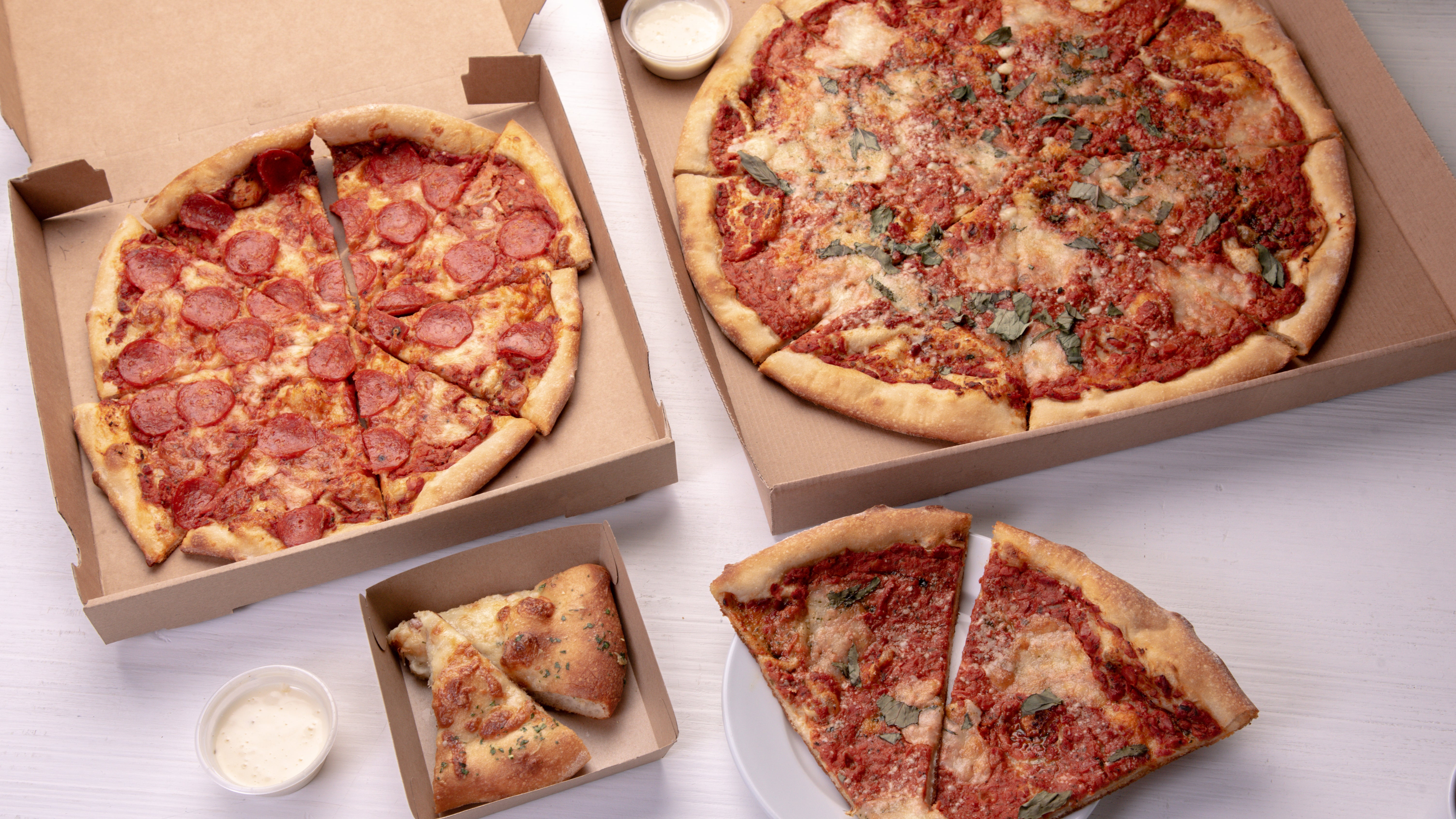 Pizza Delivery From Restaurants In Sheffield Deliveroo