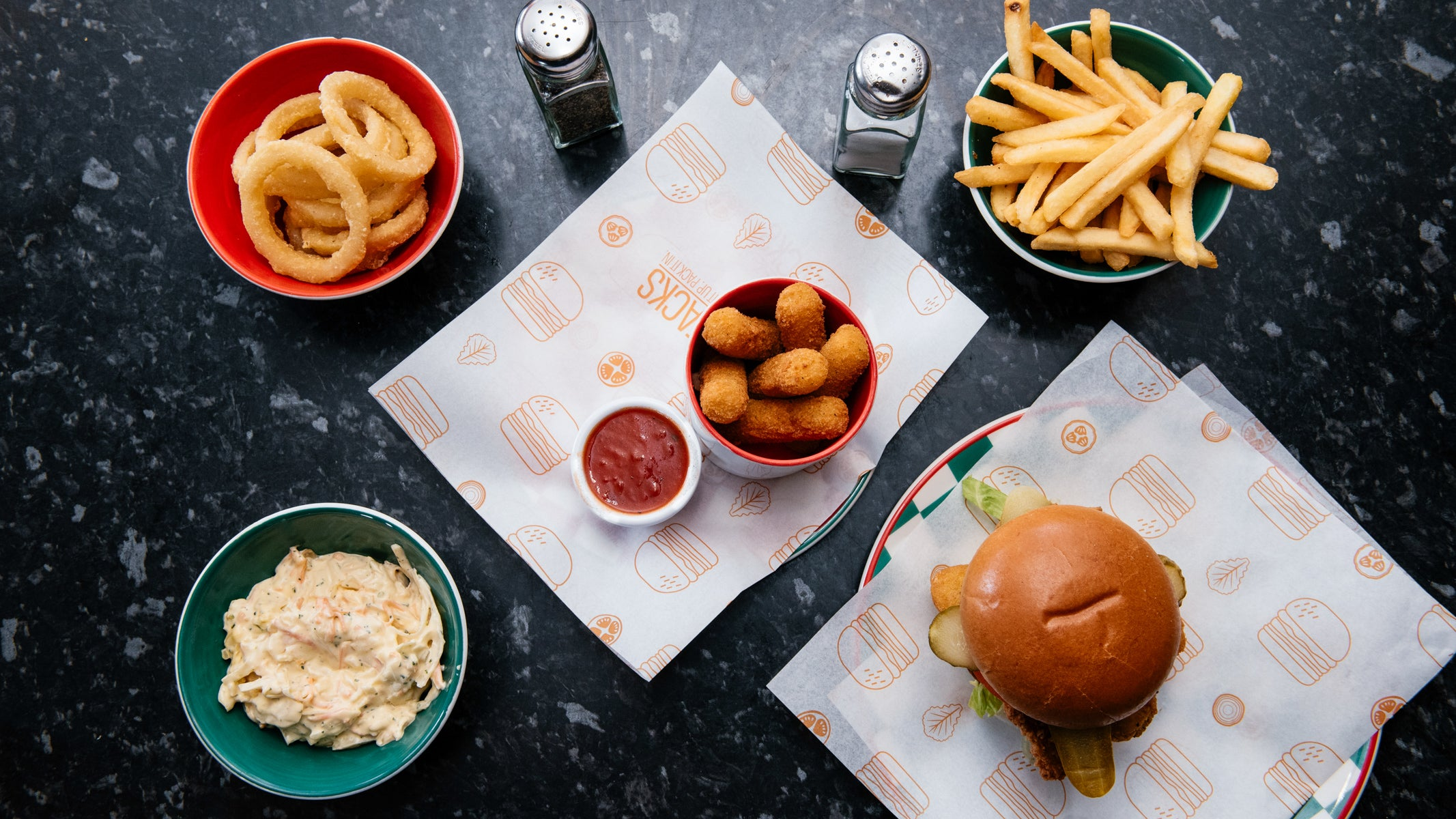 American Takeaway Delivered From Restaurants In Southampton