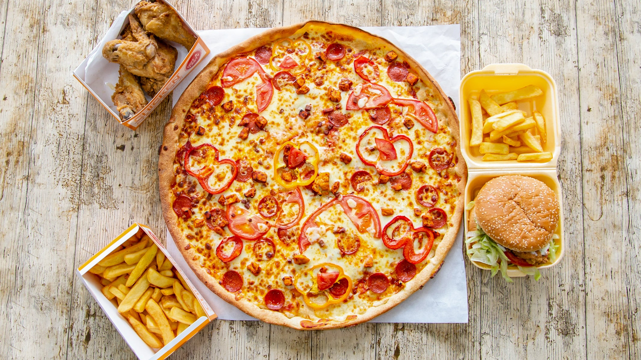 Pizza Delivery From Restaurants In Chelmsford Deliveroo