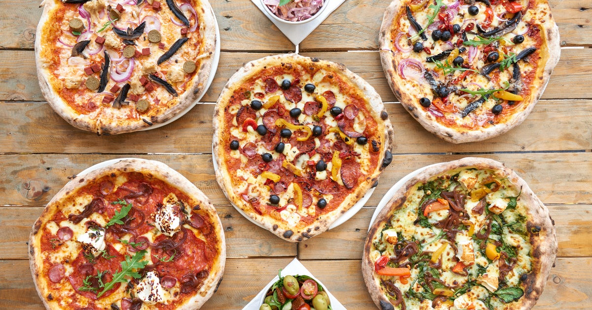 Pizzaface Delivery From Worthing Order With Deliveroo