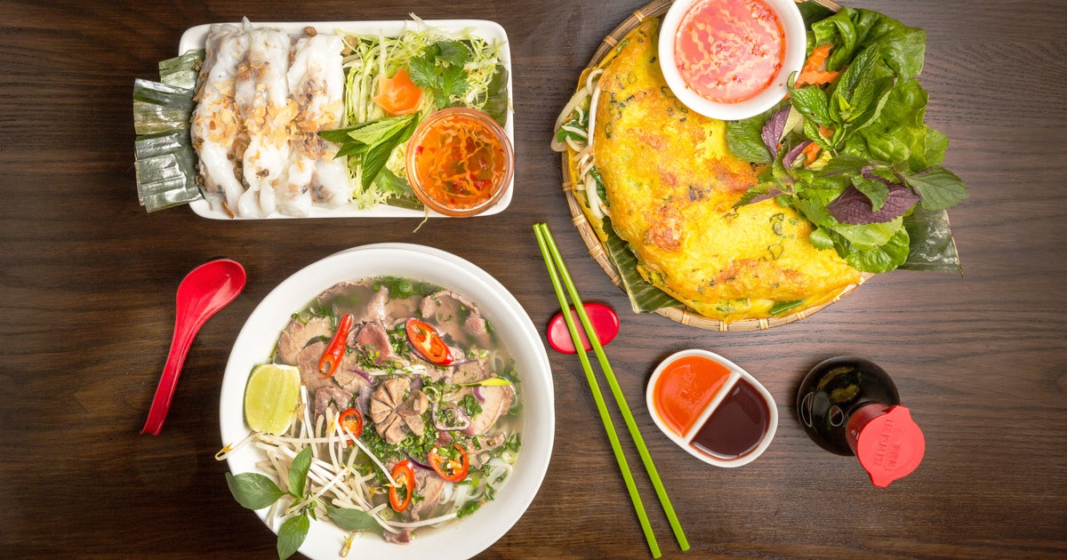 Que Me Pho Vietnamese delivery from Crouch End - Order with