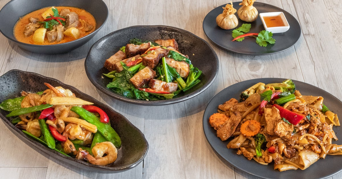 Thai Tharee delivery from Darlinghurst - Order with Deliveroo