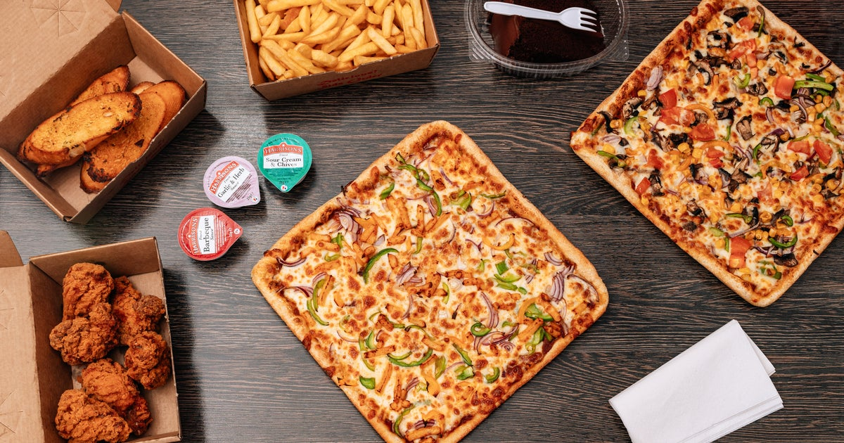 Its Pizza Time Delivery From Wokingham Order With Deliveroo