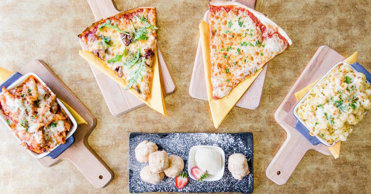 Wedge Pizza Company Delivery From Preston City Centre