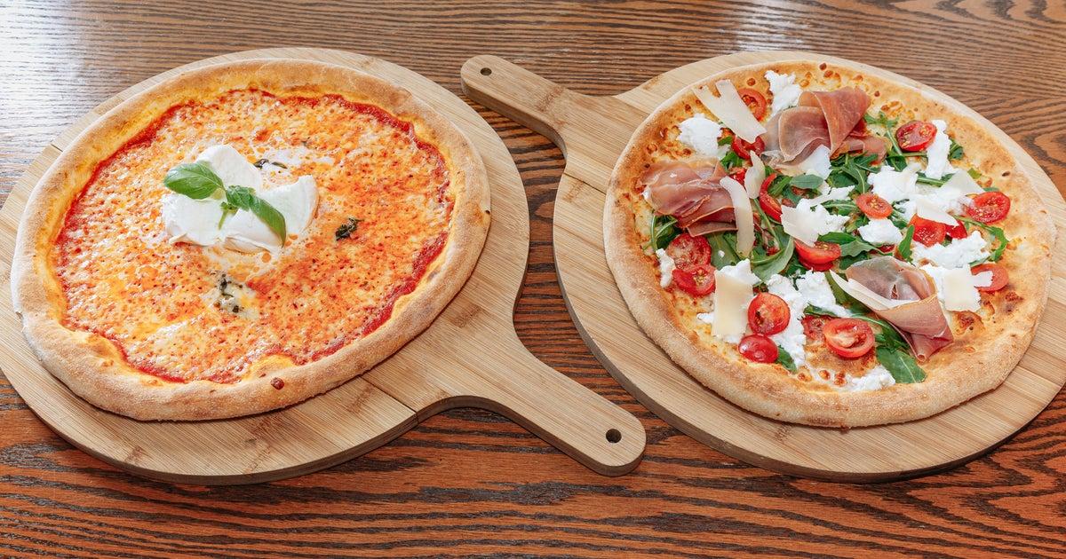 Pizza Della Mamma Delivery From Maidenhead Order With