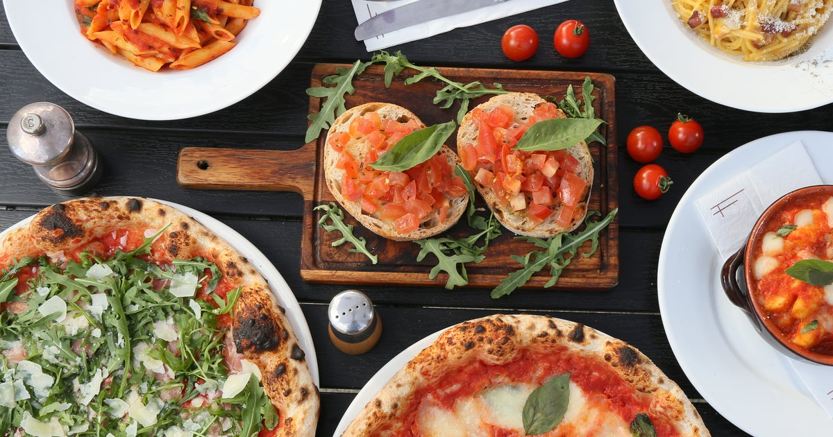 Spaccanapoli Delivery From Colindale Order With Deliveroo