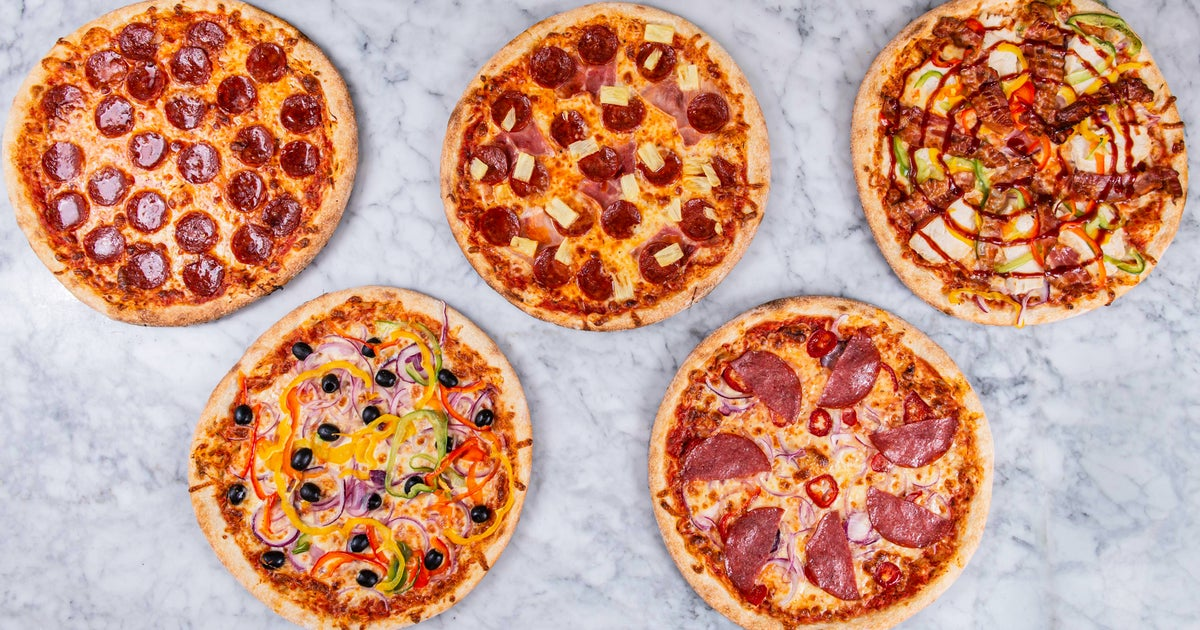 Mamas Pizza Kitchen Delivery From Belfast South Order