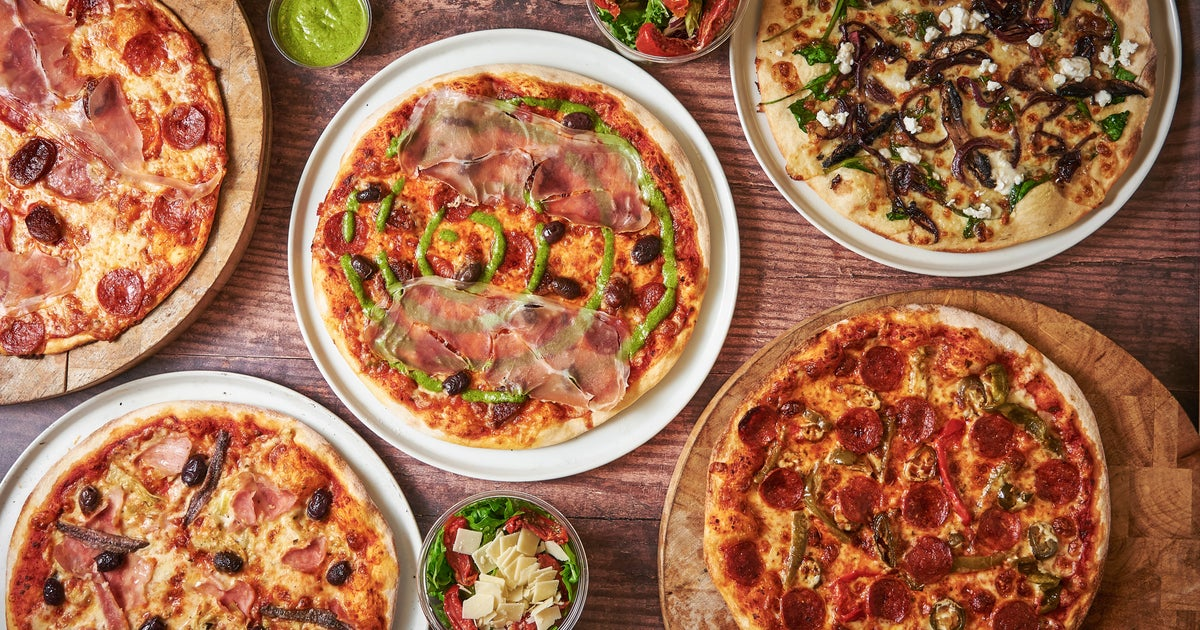 Basilico Delivery From Limehouse Order With Deliveroo