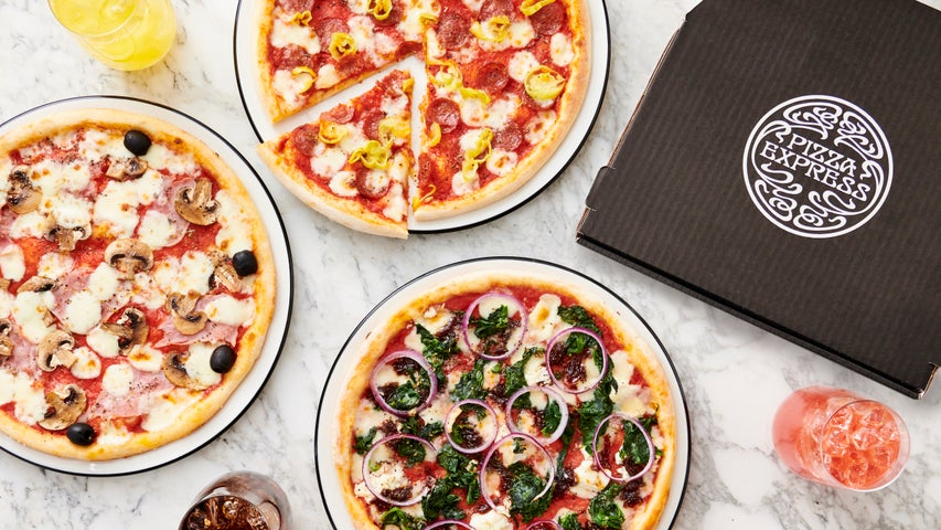 A preview of 3401 - Swindon Designer Outlet - PizzaExpress's cuisine