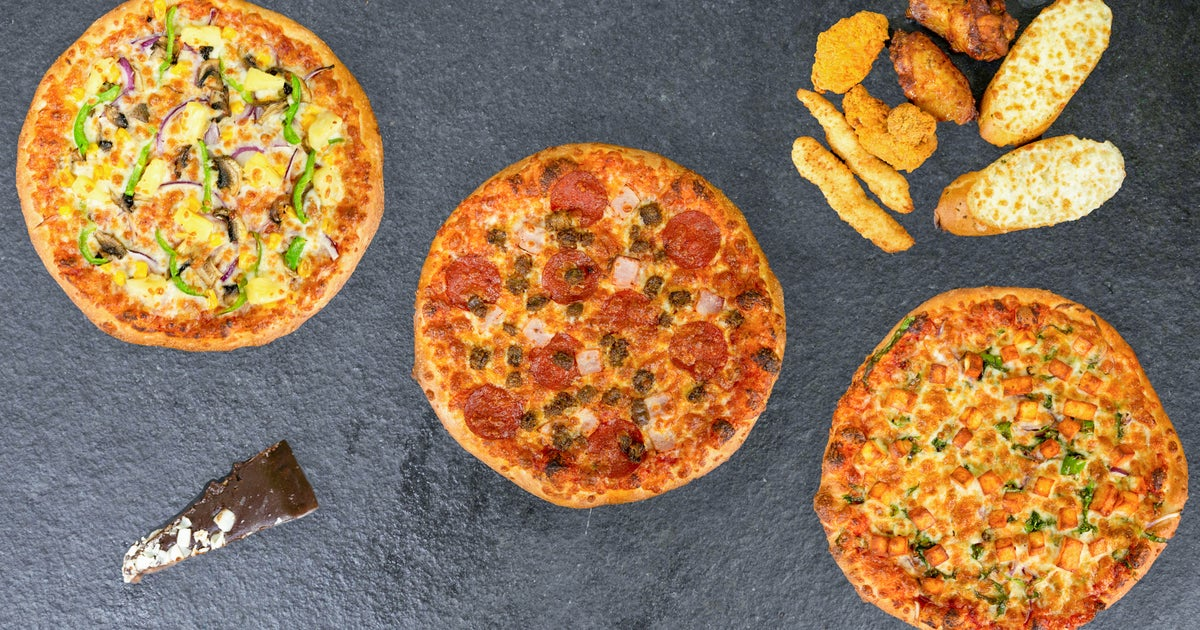 Herbies Pizza Delivery From Hounslow Central Order With