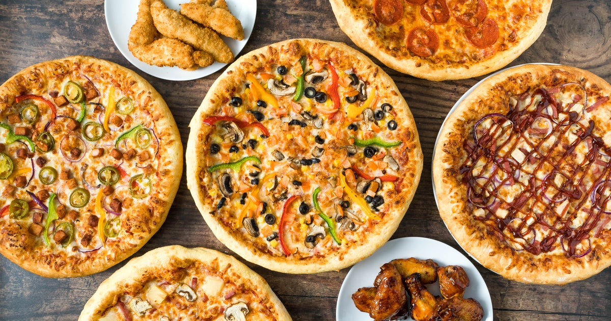 Champinos Pizza Delivery From Slough Order With Deliveroo