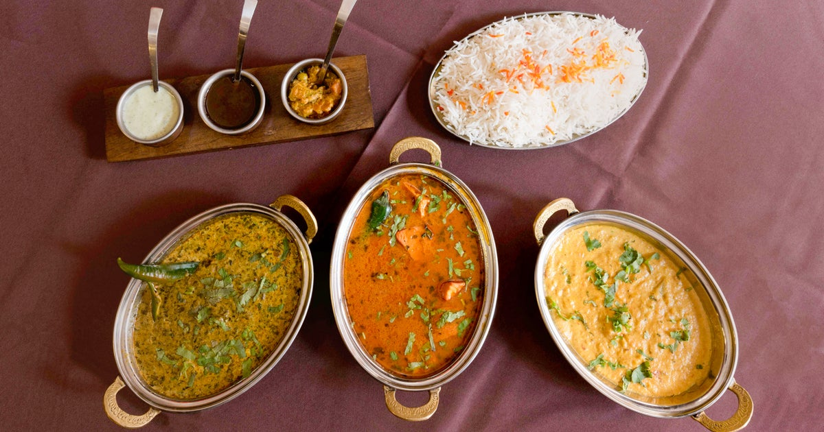 Mumbai Brasserie Delivery From Andover Order With Deliveroo