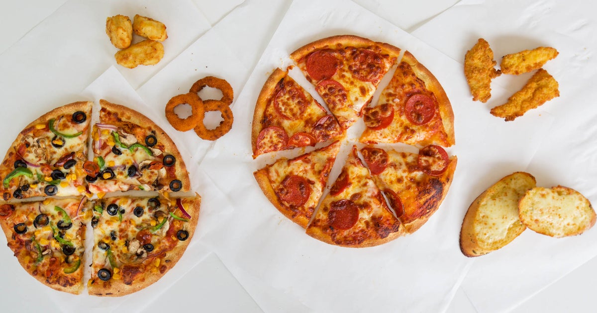 Papas Tops Pizza Delivery From Balham Order With Deliveroo