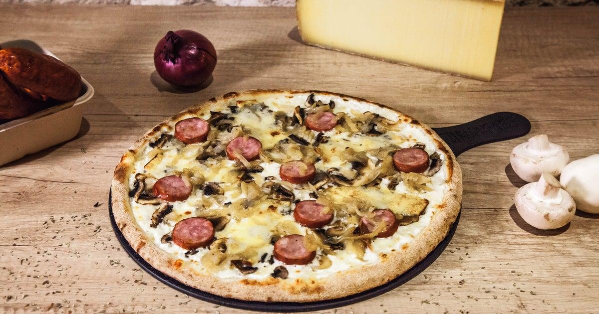 livraison basilic co pizza de terroir mistral stade des alpes commandez avec deliveroo. Black Bedroom Furniture Sets. Home Design Ideas