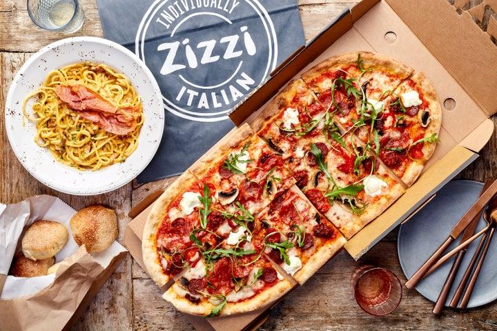 A preview of Zizzi - Norwich's cuisine