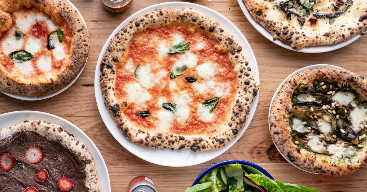 Spqr Pizzeria Delivery From Melbourne Cbd Order With