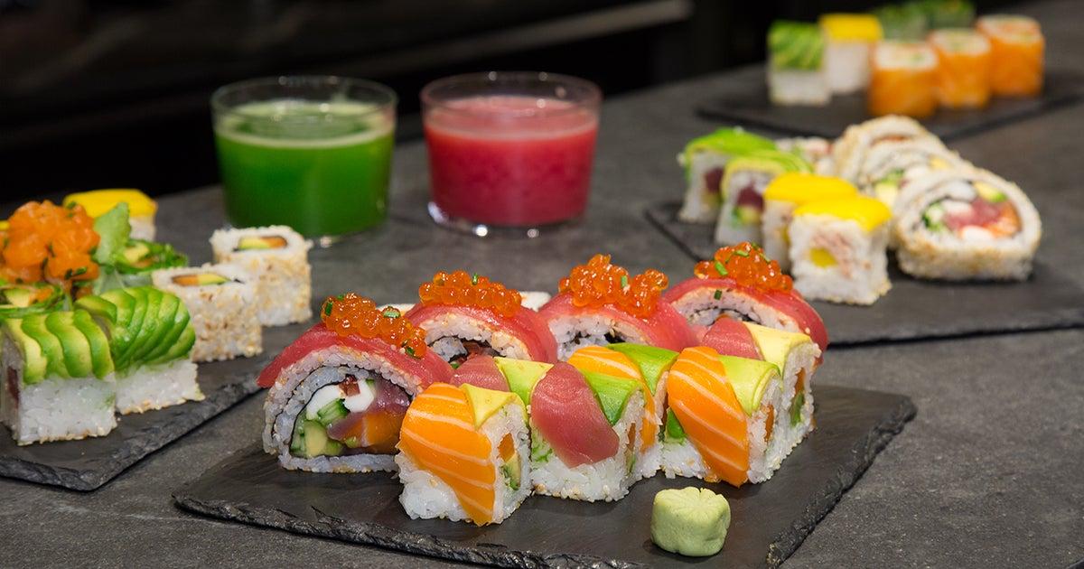 livraison sushi spa by bdl paris 8 me george v commandez avec deliveroo. Black Bedroom Furniture Sets. Home Design Ideas
