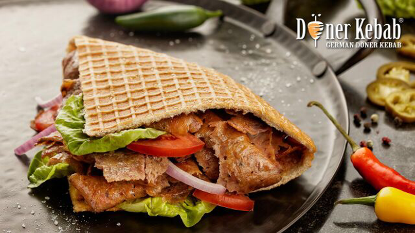 A preview of German Doner Kebab - Leicester's cuisine