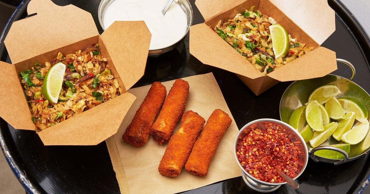 Boxpark Croydon Food Delivery