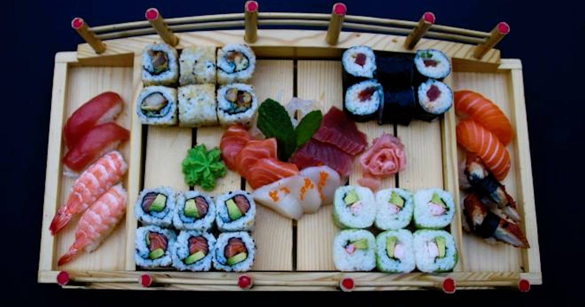 livraison sushi time saint paul commandez avec deliveroo. Black Bedroom Furniture Sets. Home Design Ideas