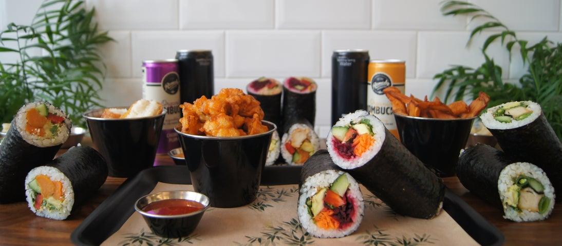 A preview of Happy Maki - Brighton's cuisine