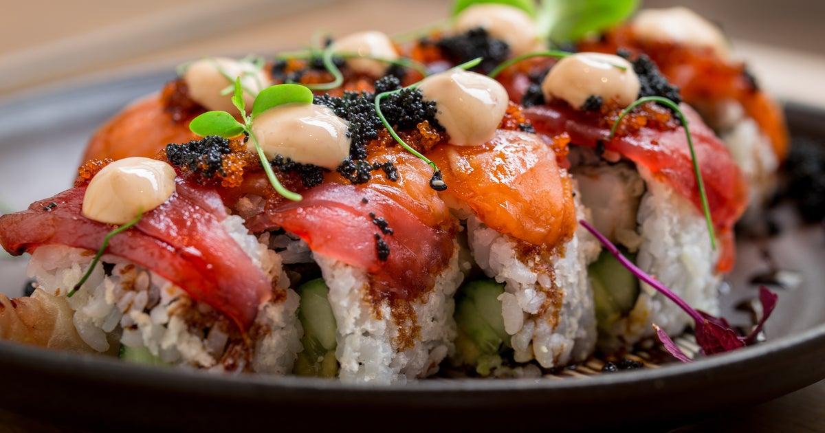 Sushi Köln Innenstadt : kamon sushi bar geliefert aus frankfurt innenstadt bestelle bei deliveroo ~ Buech-reservation.com Haus und Dekorationen