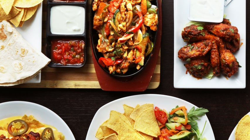 A preview of Amigos Mexican Kitchen's cuisine