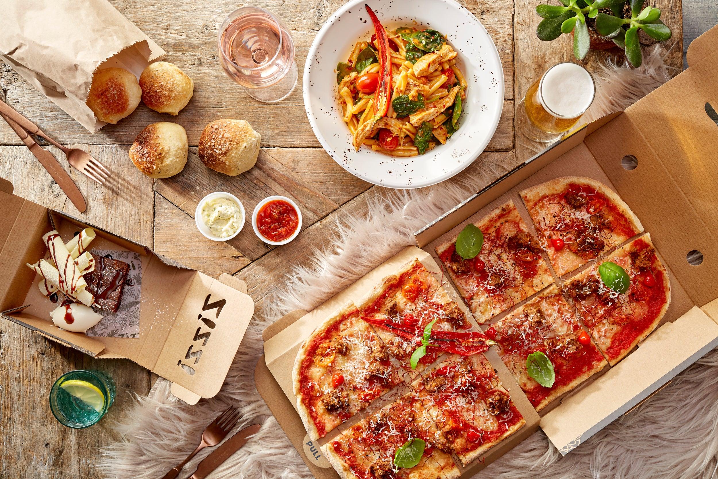 Italian Takeaway Delivered From Restaurants In Windsor