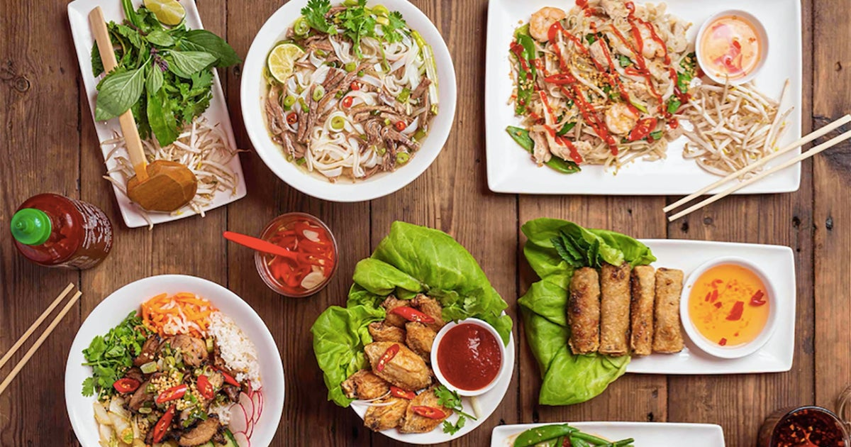 Pho delivery from Birmingham City Centre - Order with Deliveroo