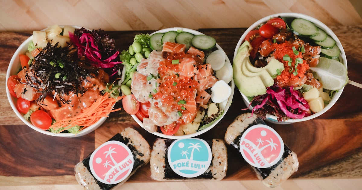 Poke Lulu Delivery From Novena Order With Deliveroo