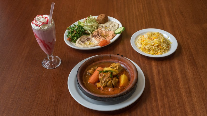 A preview of Al-Bader Lebanese & Moroccan Cuisine's cuisine