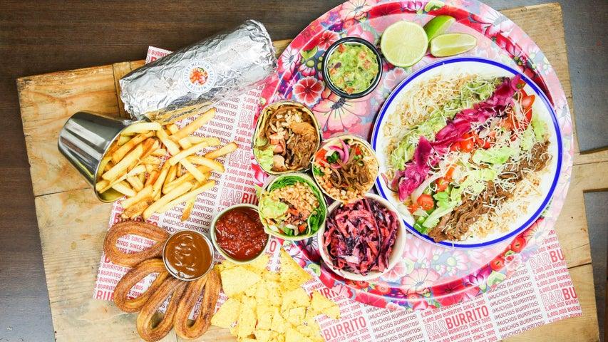 A preview of Barburrito - Union Square's cuisine
