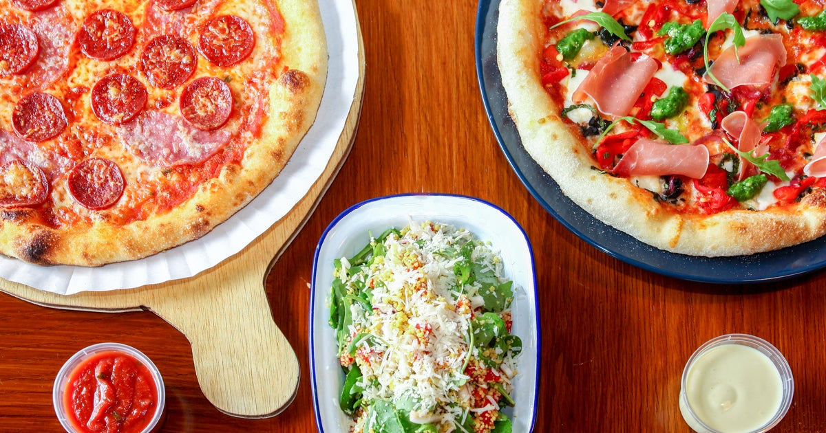 Pizza Boutique Delivery From Belfast Centre Order With