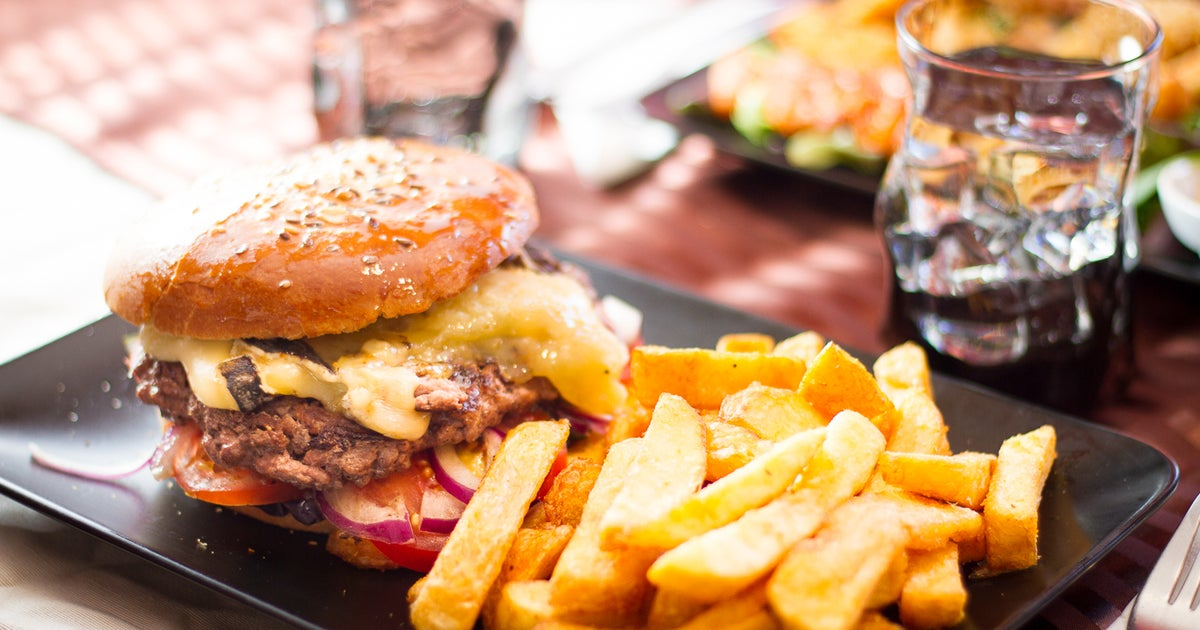 Burger Cham