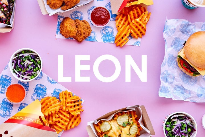 A preview of Leon - Manchester Piccadily's cuisine
