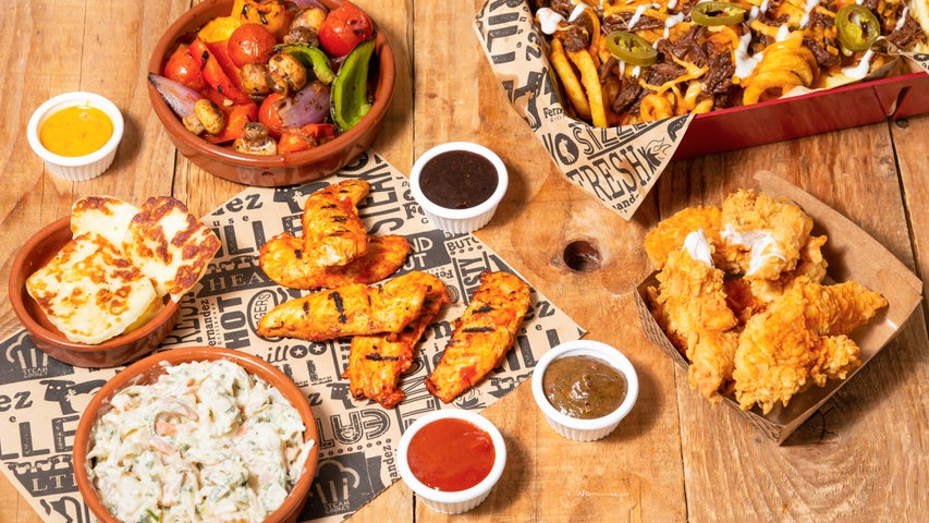 A preview of Fernandez Grillhouse - Leicester's cuisine